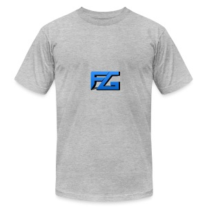 Freeze Gaming Logo - Men's Fine Jersey T-Shirt