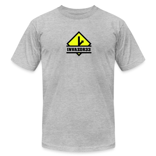 invazor33 - Men's Fine Jersey T-Shirt