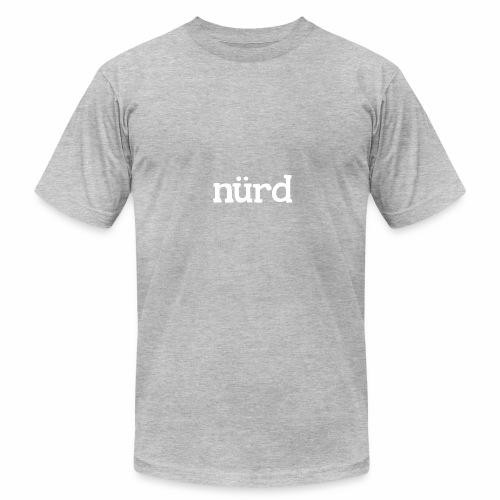 nürd - Men's Fine Jersey T-Shirt