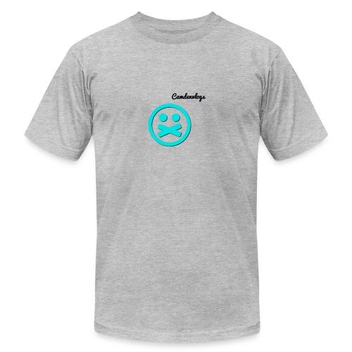 long sleeve all white athletic shirt - Men's Fine Jersey T-Shirt