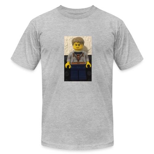 LiL brick minifgure - Men's Fine Jersey T-Shirt