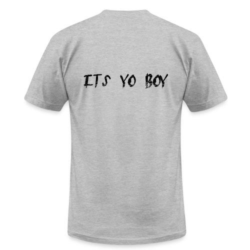 yo boy - Men's Fine Jersey T-Shirt