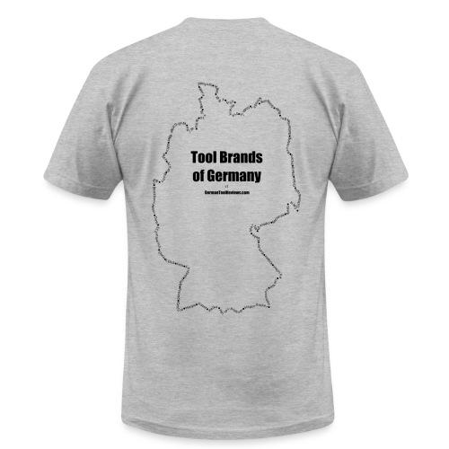Tool Brands of Germany Outline v1 - Men's Fine Jersey T-Shirt
