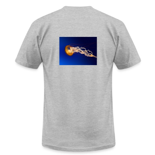 Jellyfish - Men's Fine Jersey T-Shirt