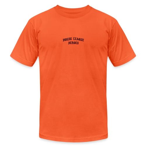 CREST - Unisex Jersey T-Shirt by Bella + Canvas