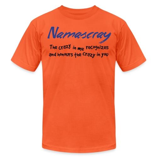 Namascray - Unisex Jersey T-Shirt by Bella + Canvas