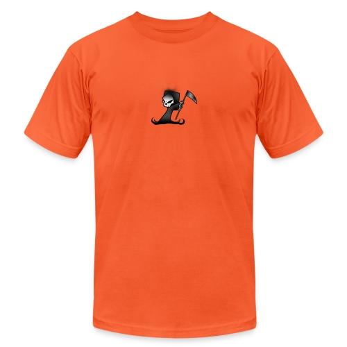 the grim - Unisex Jersey T-Shirt by Bella + Canvas