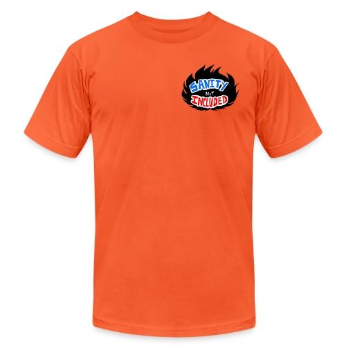 happyhour sanitylogo - Unisex Jersey T-Shirt by Bella + Canvas