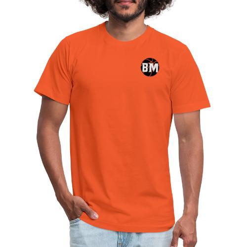 BM Basketball - Unisex Jersey T-Shirt by Bella + Canvas