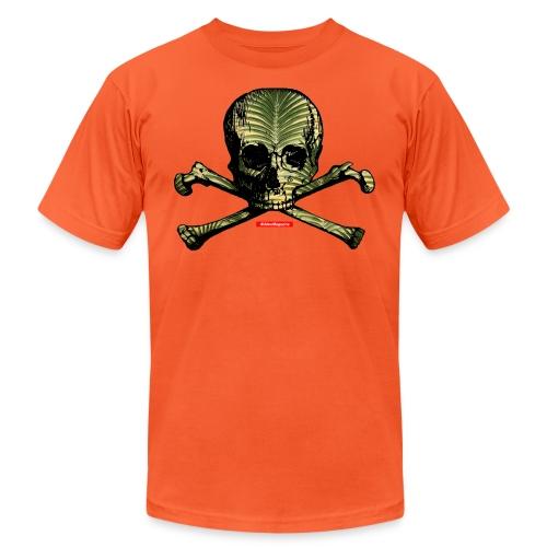 PalmSkull - Unisex Jersey T-Shirt by Bella + Canvas