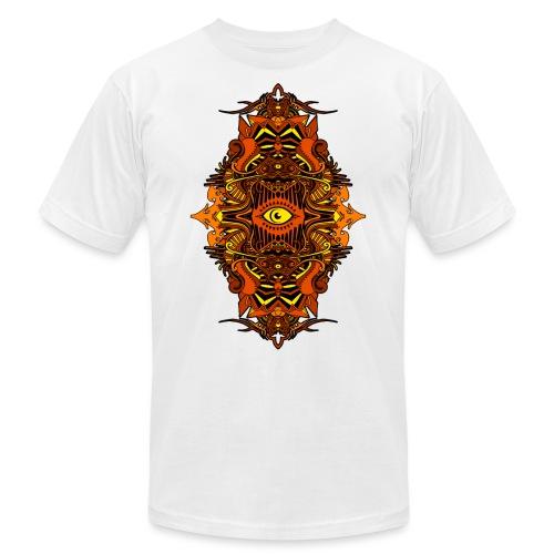 Eternal Voyage III - Fire - Unisex Jersey T-Shirt by Bella + Canvas