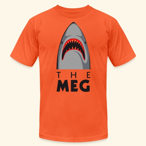 The Meg - Unisex Jersey T-Shirt by Bella + Canvas