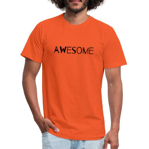 AWESOME - Unisex Jersey T-Shirt by Bella + Canvas