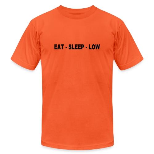 Eat. Sleep. Low - Unisex Jersey T-Shirt by Bella + Canvas
