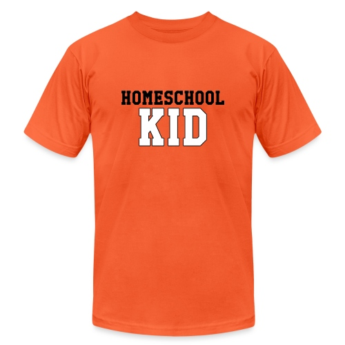 homeschoolkid - Unisex Jersey T-Shirt by Bella + Canvas