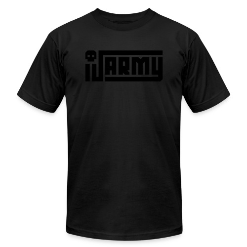 iJustine - iJ Army Logo - Unisex Jersey T-Shirt by Bella + Canvas