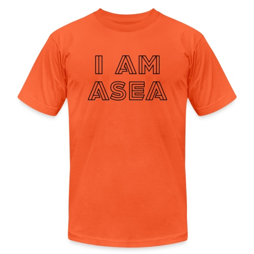 I Am ASEA Sweatshirt - Unisex Jersey T-Shirt by Bella + Canvas