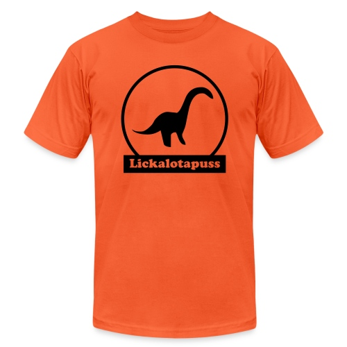 Lickalotapuss - Unisex Jersey T-Shirt by Bella + Canvas