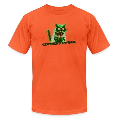 catzillatshirt - Unisex Jersey T-Shirt by Bella + Canvas