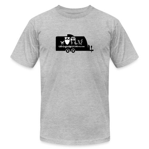 LTBA Trailer - Unisex Jersey T-Shirt by Bella + Canvas