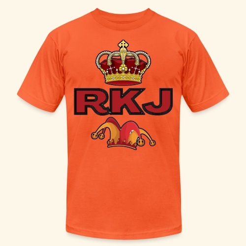 RKJ2 - Unisex Jersey T-Shirt by Bella + Canvas