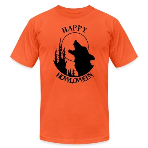 Happy Howloween - Unisex Jersey T-Shirt by Bella + Canvas