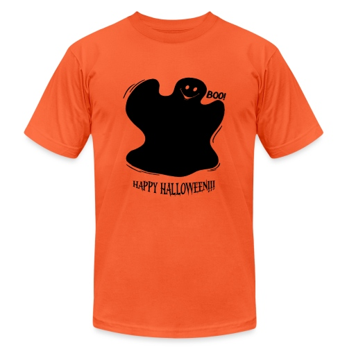 Boo! Ghost - Unisex Jersey T-Shirt by Bella + Canvas