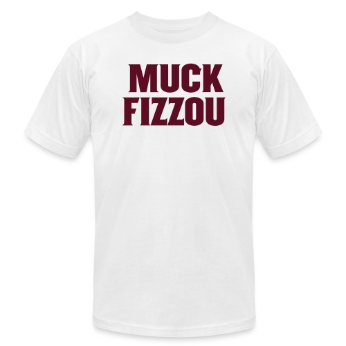 asu muck design - Unisex Jersey T-Shirt by Bella + Canvas