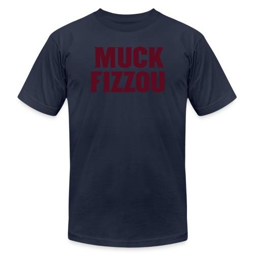 asu muck design - Unisex Jersey T-Shirt by Bella + Canvas