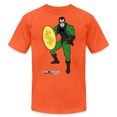 Superhero 4 - Unisex Jersey T-Shirt by Bella + Canvas