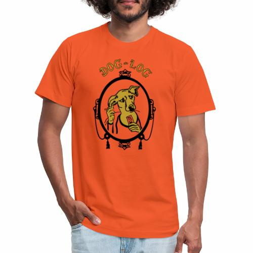 doglog - Unisex Jersey T-Shirt by Bella + Canvas