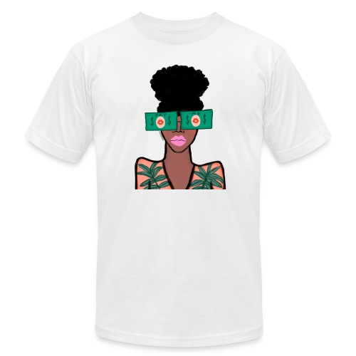 Pay Me - Unisex Jersey T-Shirt by Bella + Canvas
