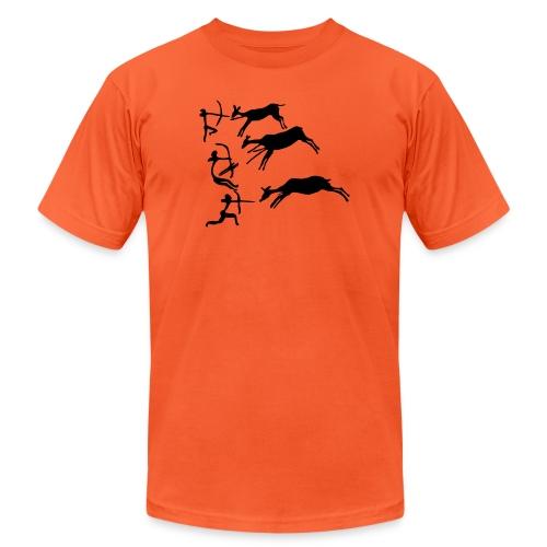 Lascaux Cave Painting - Unisex Jersey T-Shirt by Bella + Canvas
