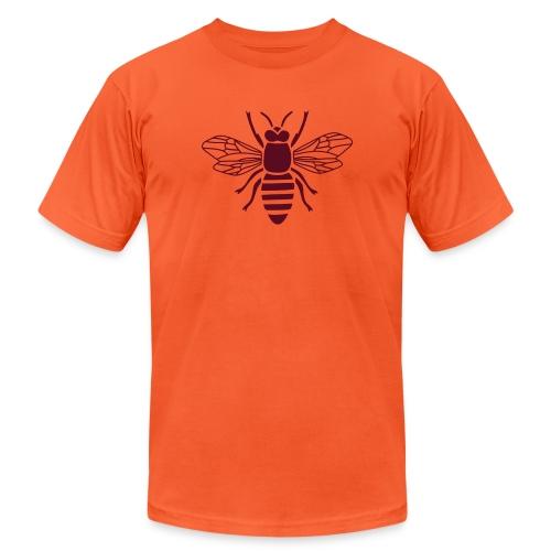 bee i love honey bumble bee honeycomb beekeeper wa - Unisex Jersey T-Shirt by Bella + Canvas