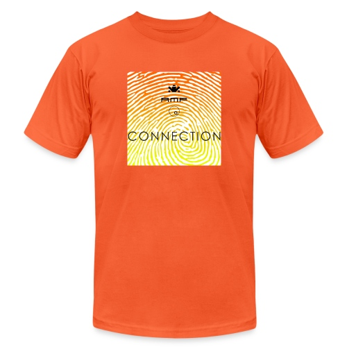 Conection T Shirt - Unisex Jersey T-Shirt by Bella + Canvas