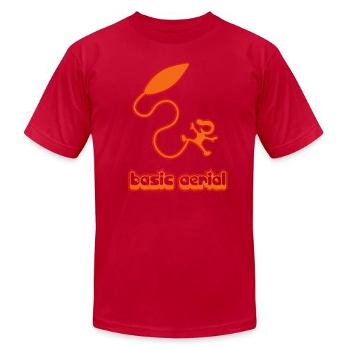 spreadshirt basic aerialv2 - Unisex Jersey T-Shirt by Bella + Canvas
