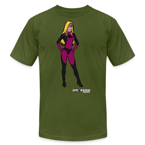Superhero 5 - Unisex Jersey T-Shirt by Bella + Canvas
