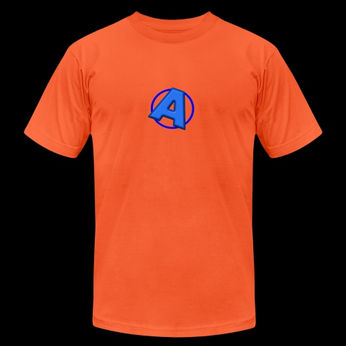 Awesomegamer Logo - Unisex Jersey T-Shirt by Bella + Canvas