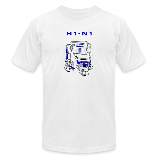 H1N1 - Unisex Jersey T-Shirt by Bella + Canvas