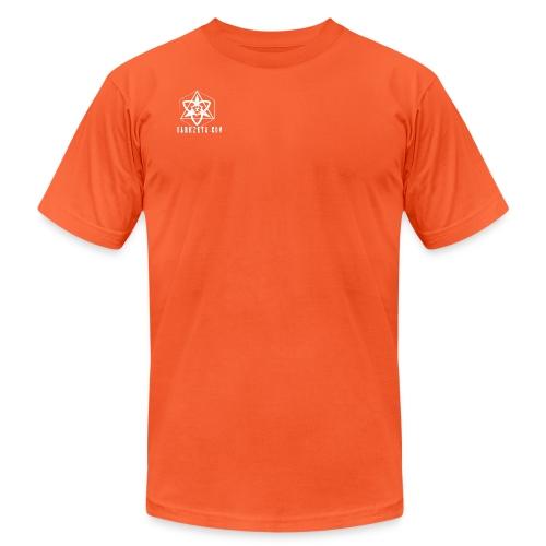 DarkZeta New Logo_AlphaHD - Unisex Jersey T-Shirt by Bella + Canvas