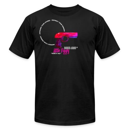 little piggy - Men's Jersey T-Shirt