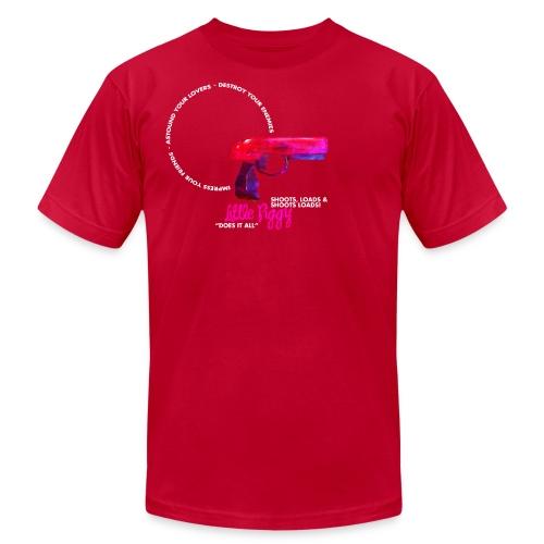 little piggy - Unisex Jersey T-Shirt by Bella + Canvas
