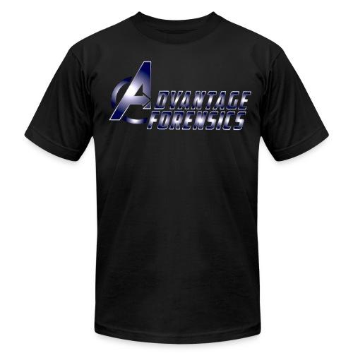 Original Logo - Unisex Jersey T-Shirt by Bella + Canvas