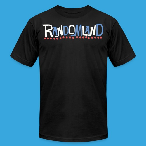 Randomland Groovy - Men's Jersey T-Shirt