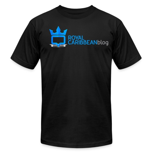 Royal Caribbean Blog Logo - Unisex Jersey T-Shirt by Bella + Canvas