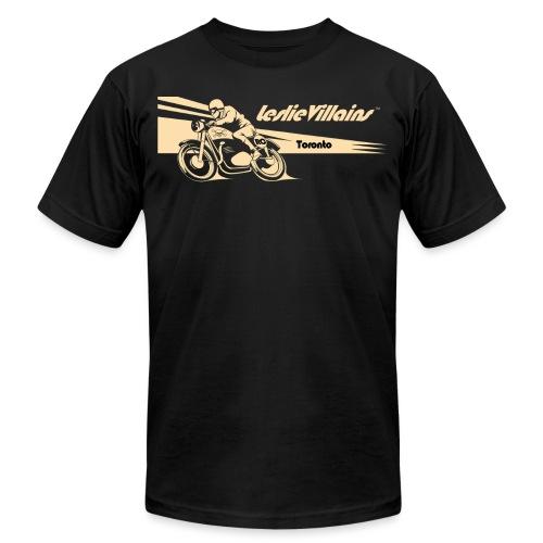 LESLIEVILLAIN CAFE 2 - Men's Jersey T-Shirt