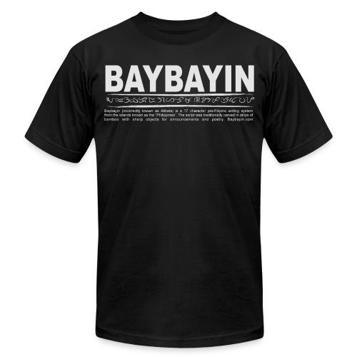 baybayin 2010 - Unisex Jersey T-Shirt by Bella + Canvas