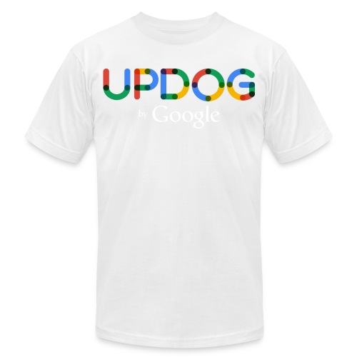 Updog - Unisex Jersey T-Shirt by Bella + Canvas