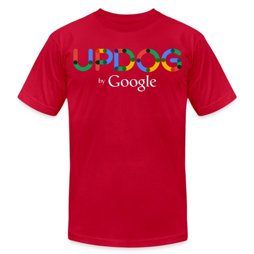 Updog - Unisex Jersey T-Shirt by Bella + Canvas