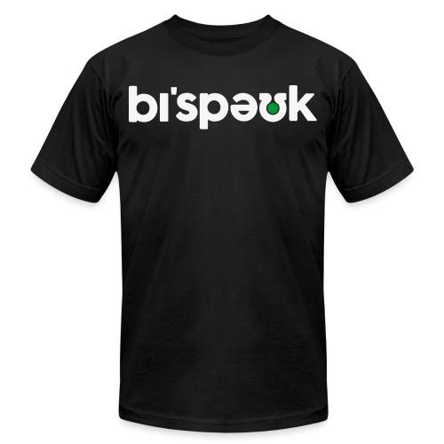 bespoke black tshirt png - Men's Jersey T-Shirt